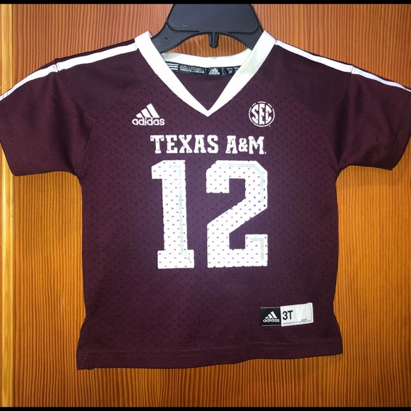 huge selection of fae09 861c8 Adidas A&M Aggies Football Jersey